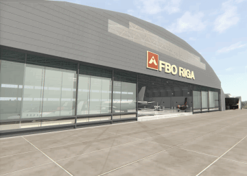 FBO RIGA Business Aviation Center at Riga Airport to open its doors in August 2015